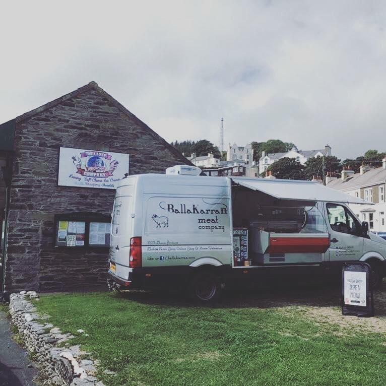 Balla Karran Farm Shop Laxey